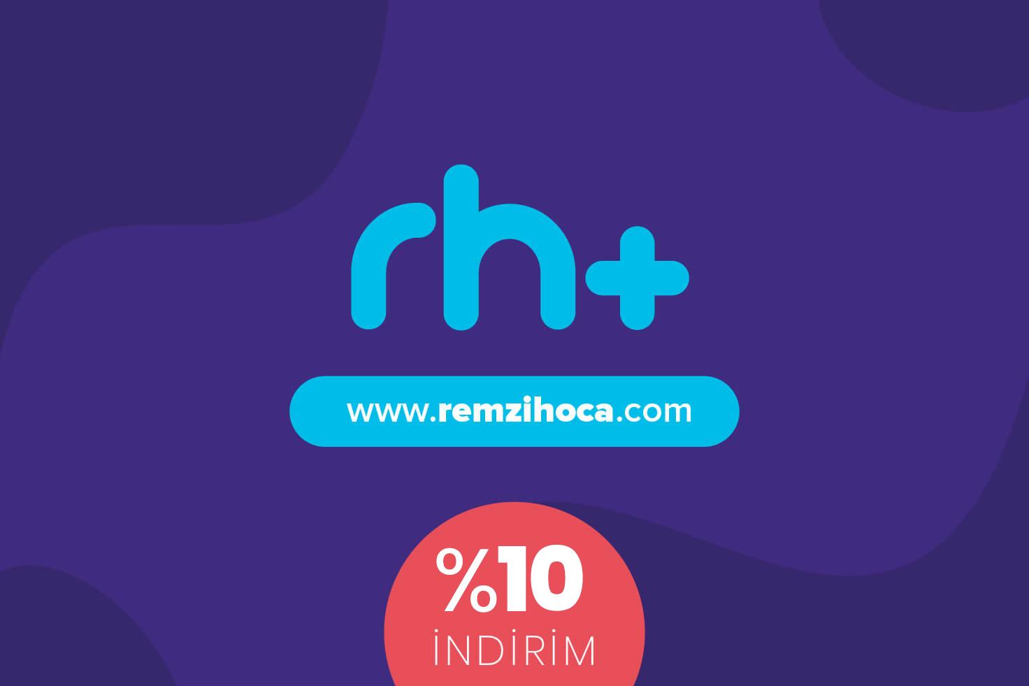 www.remzihoca.com Öğrencilerine %20 İndirim