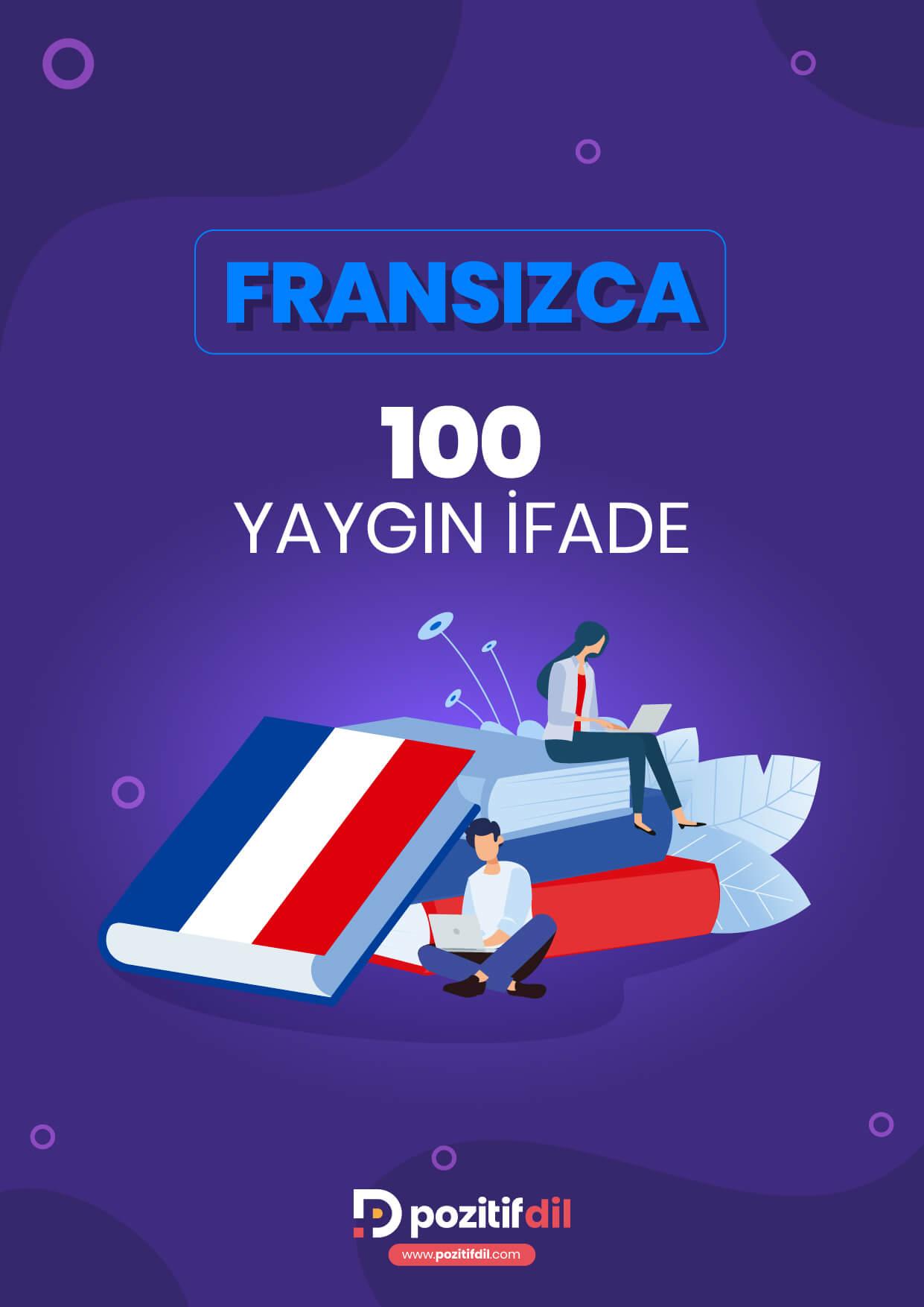 Fransızca 100 Yaygın İfade