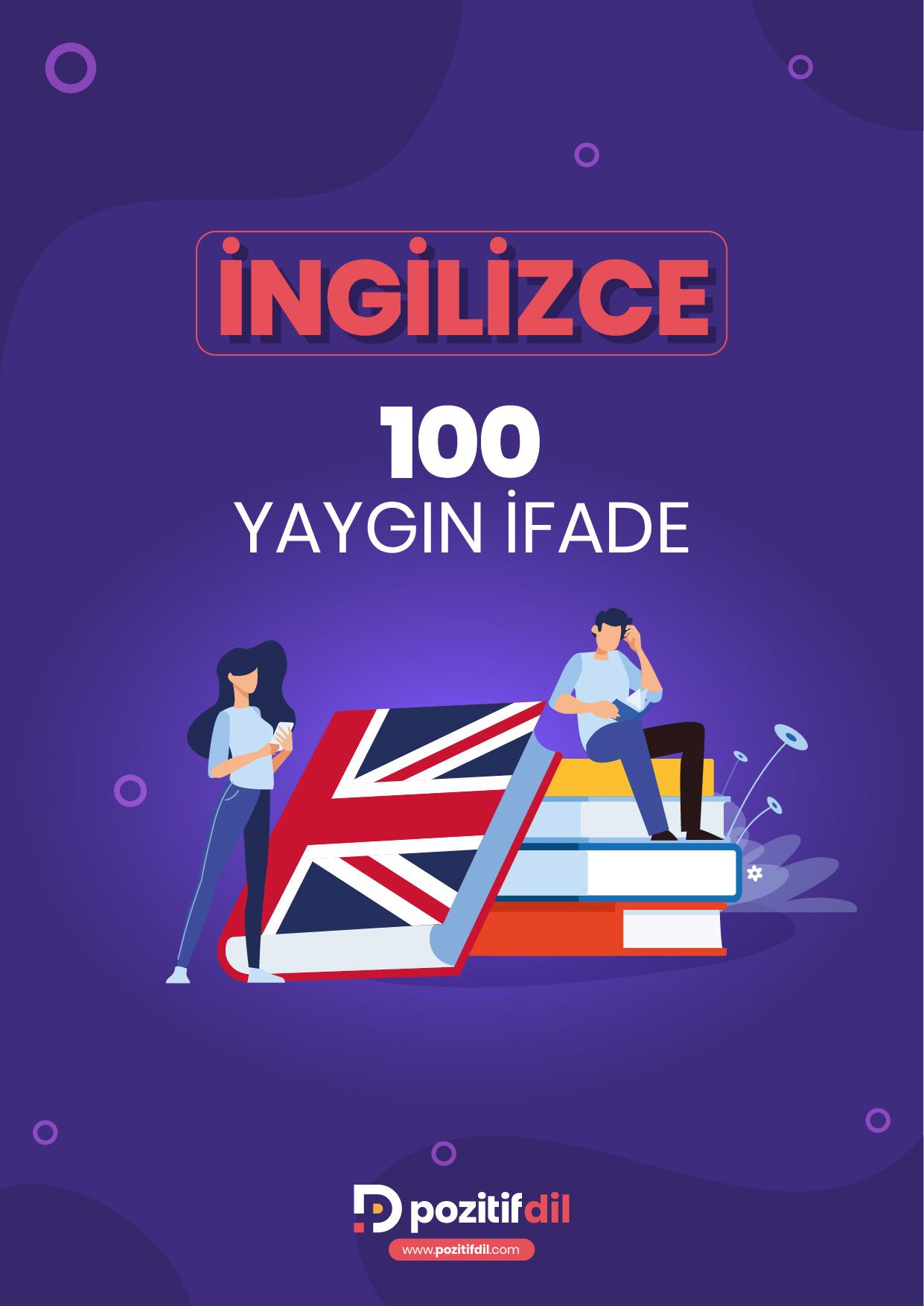 İngilizce 100 Yaygın İfade