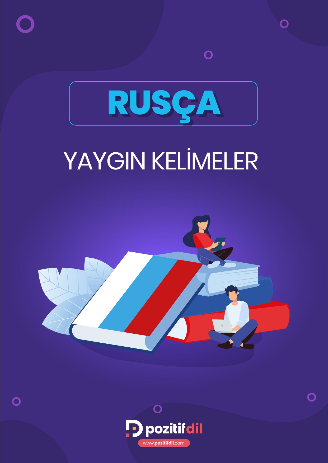 Rusça En Çok Kullanılan Kelimeler